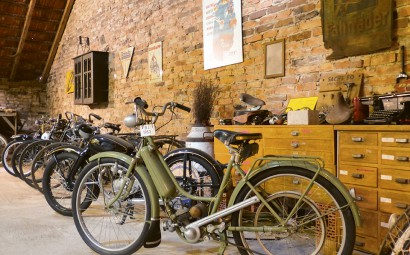 Diversere motorisierte Zweiräder