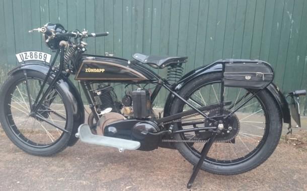 Zündapp Z300 Bj. 1929
