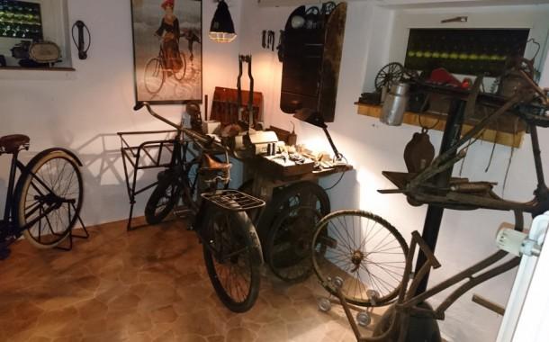 Kleine Werkstatt, Göricke Lastenrad 1949