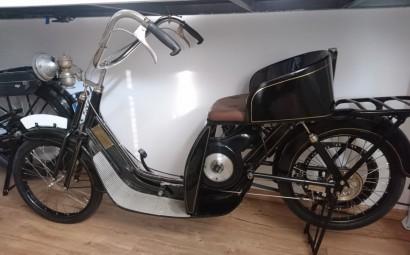 DKW Lomos Sesselrad Bj 1922
