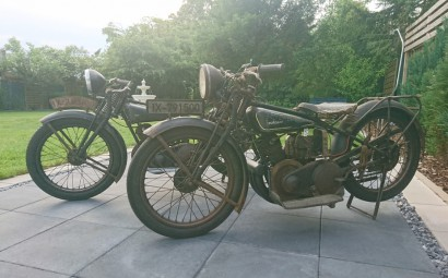 Zündapp Z200 Bj 1929